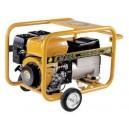 Generator Benza benzina cu rezervor standard WGT 220 DC