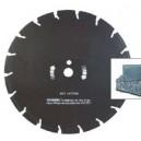 Disc diamantat pentru asfalt 400MM