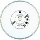 Disc diamantat pentru beton 300MM 12CS