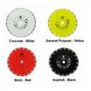 Disc diamantat pentru uz general 500MM 20GS